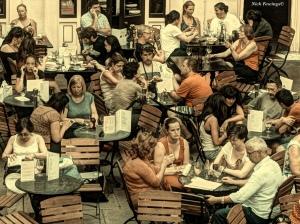 people_by Nick Fewings